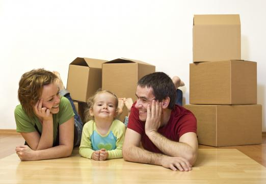 Apartment and office relocation: features of events