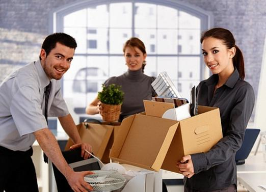 Apartment and office moving - work for moving companies