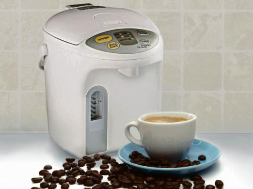 How to choose a kettle thermopot?