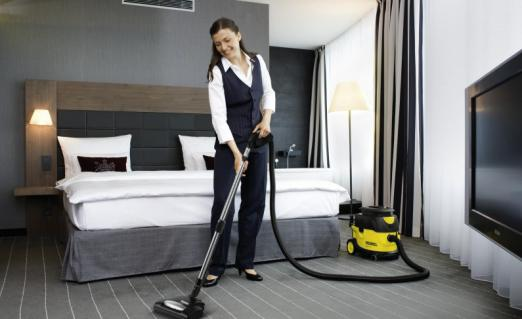 Professional cleaning after repair. Promptly and efficiently