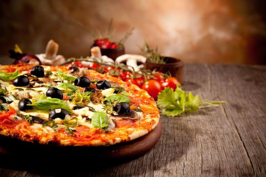 Pizza selection questions and answers