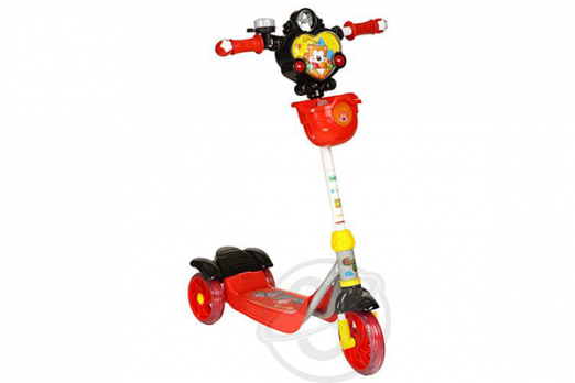 Scooter - fun leisure and great training