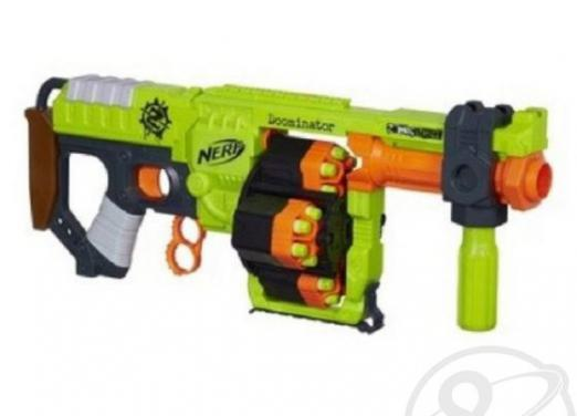 """Weapons for """"real"""" winners - super blaster Zombie Strike"""