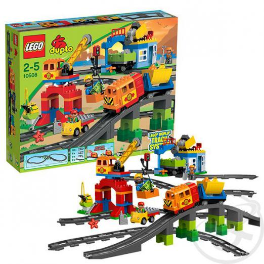 Fascinating journey with Lego Duplo!