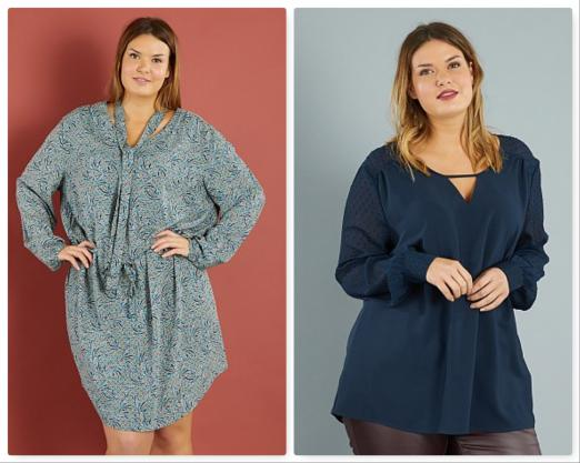 What to wear to large women?