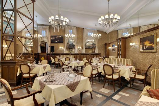 Where to hold a banquet in Moscow?