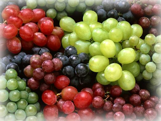 Why dream of grapes?
