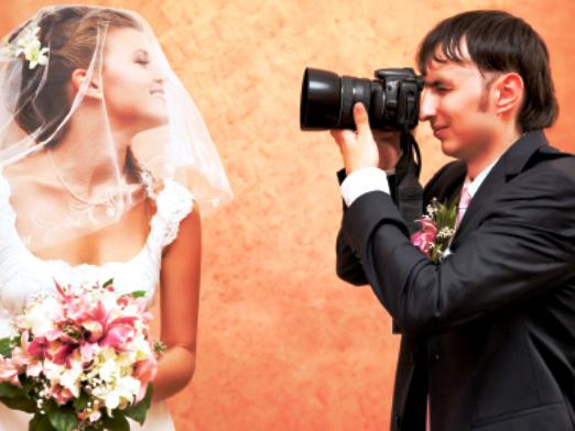 How to photograph a wedding?