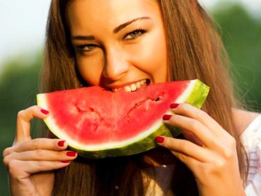 Can nursing mothers watermelon?