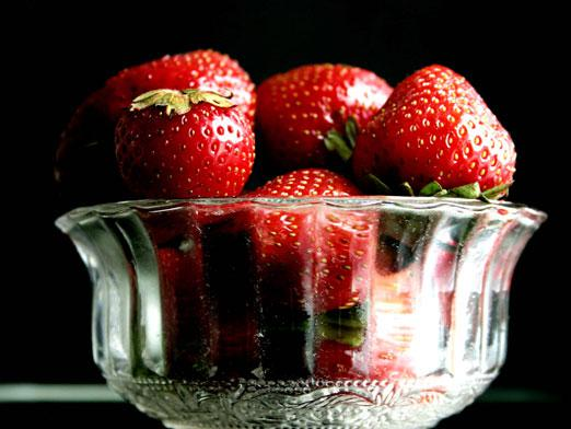 What is useful strawberries?