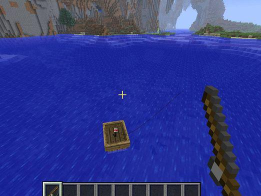 How to fish in Minecraft?
