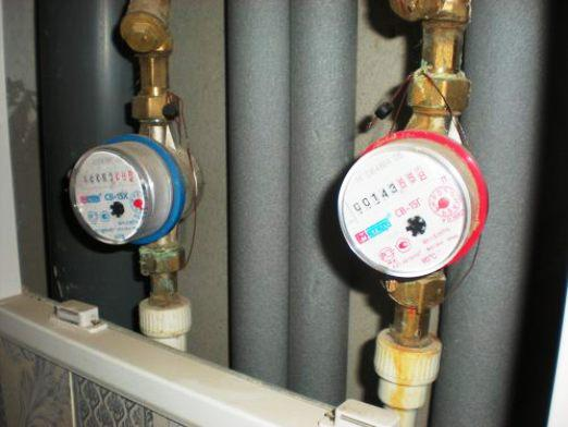 Is a water meter required?