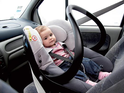 How much can you ride in the front seat?