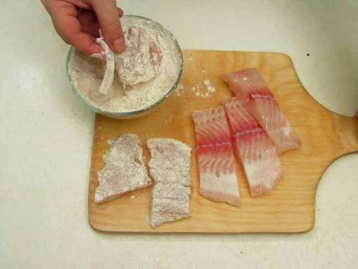 How to stew fish?