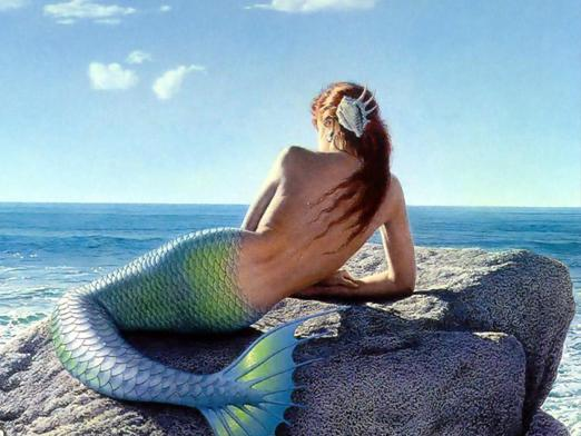 Sims: how to become a mermaid?