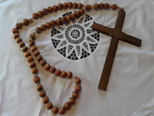 What are the rosaries for?