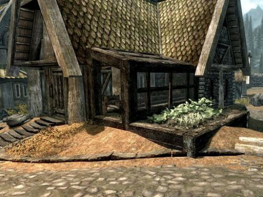 How to buy a house in Skyrim?
