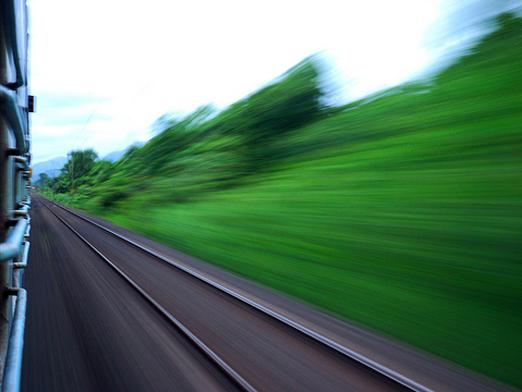 How is acceleration measured?