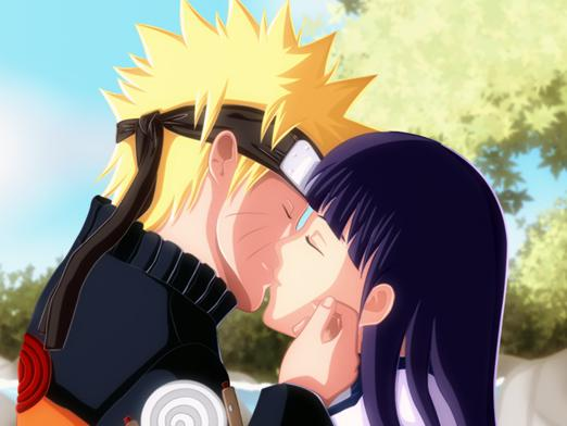 Whom does Naruto love?