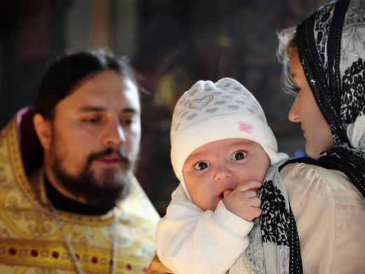 Is it possible to baptize without a godfather?
