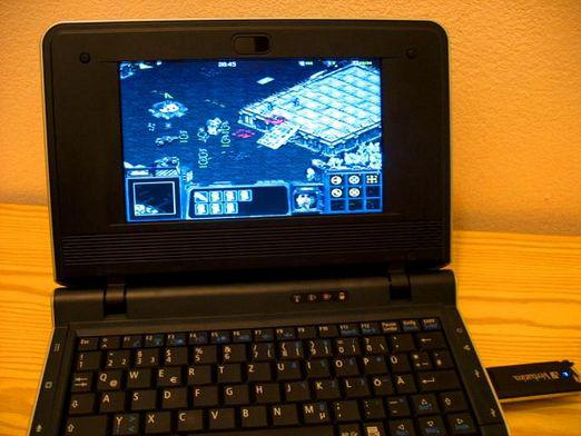 Can I play on netbooks?