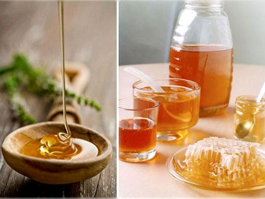 Can honey be at a temperature?