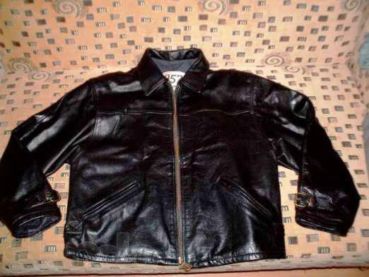 Is it possible to wash a leather jacket?