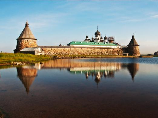 Solovki - how to get?