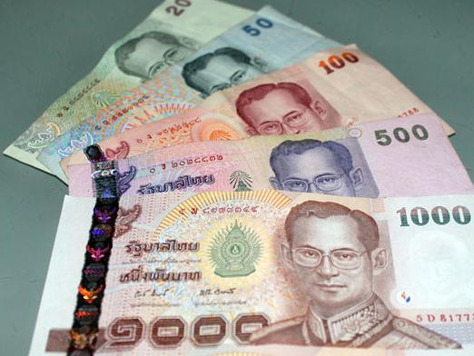 What is the currency in Thailand?
