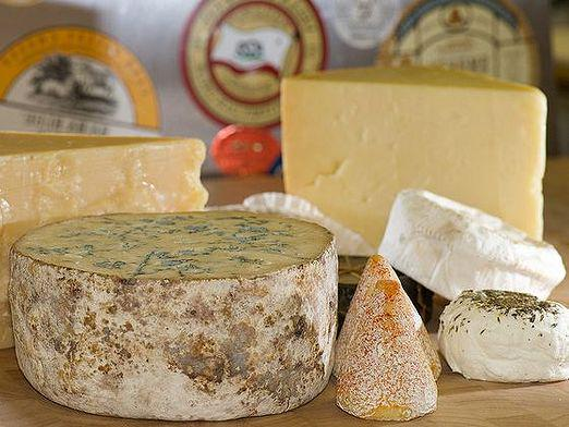 What is cheese with mold?