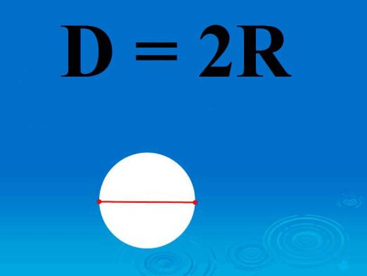 How to find the diameter of a circle?