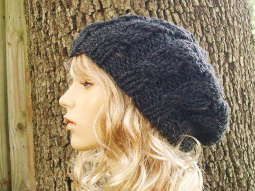 How to wear beret?